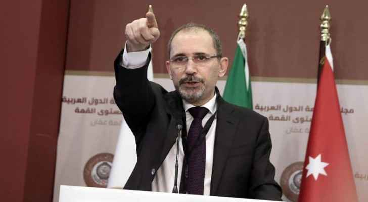 Minister of Foreign Affairs, Ayman Safadi (Jordan Times)