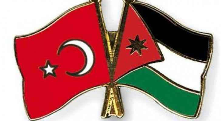 Jordan and Turkey signed the FTA in 2009 (Embassy of Jordan in Turkey)