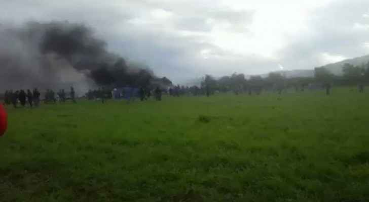 The plane crashed around 30 km away from the capital Algiers.(NDTV)