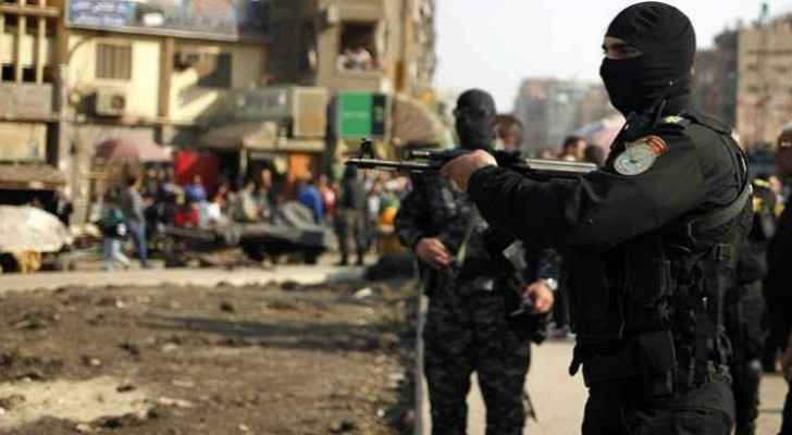 Iraqi security forces (File photo)
