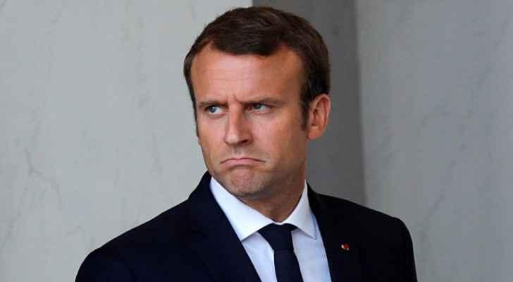 Photo: Emmanuel Macron