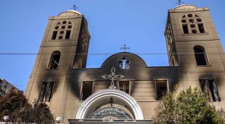 Coptic Church, Minya, Egypt (Global Christian News)