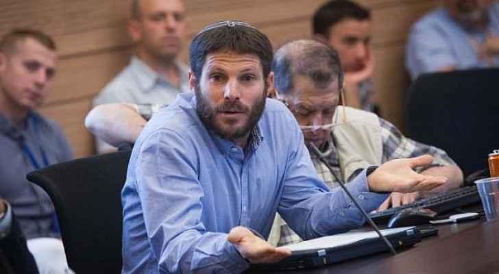 The MK Bezalel Smotrich. (TheTimesOfIsrael)