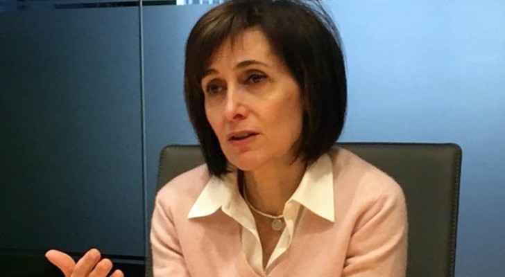 The Jordanian Ambassador to Washington Dina Kawar