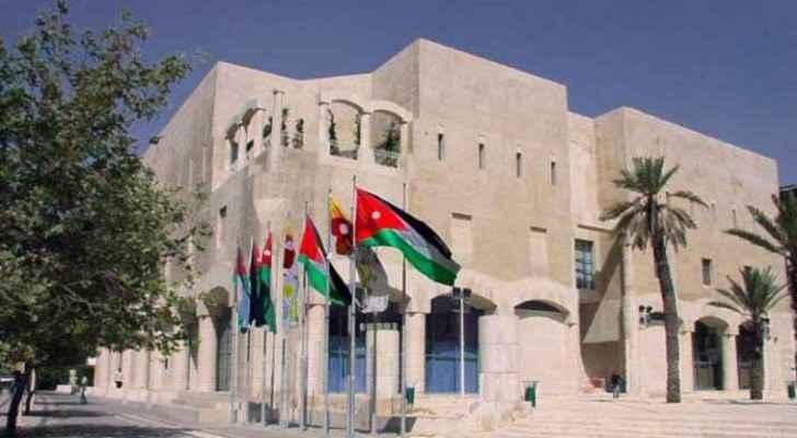 Greater Amman Municipality headquarters in Ras Al Ain. (file photo)