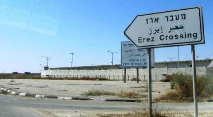 Picture : Beit Hanoun checkpoint