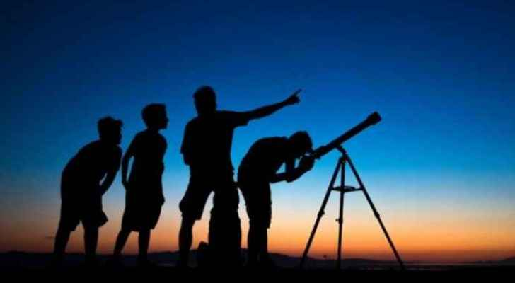 People will look for the crescent moon on Tuesday