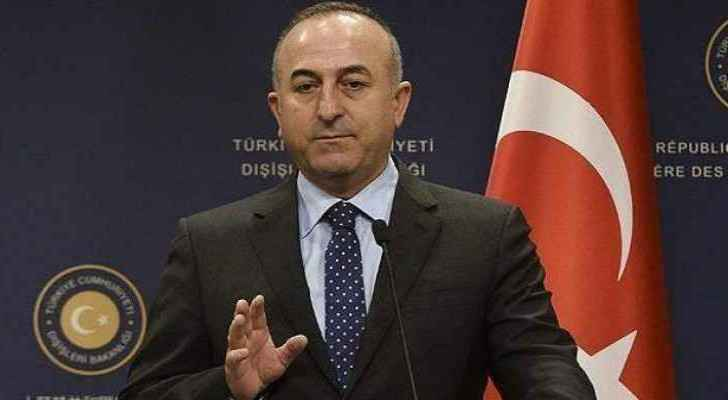 Turkish Minister of Foreign Affairs, Mevlut Cavusoglu. (file photo)