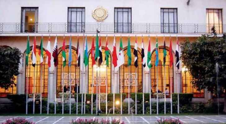 The  League of Arab States responded on the same day to the Turkish  Foreign Minister.