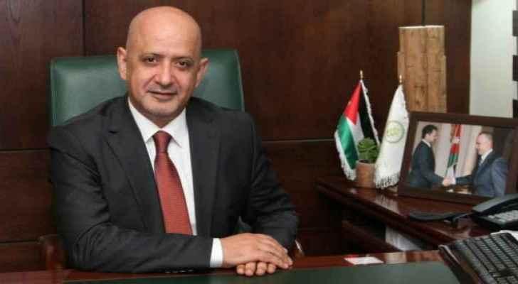 Head of GFJTU, Khalil Alhaj Tawfiq