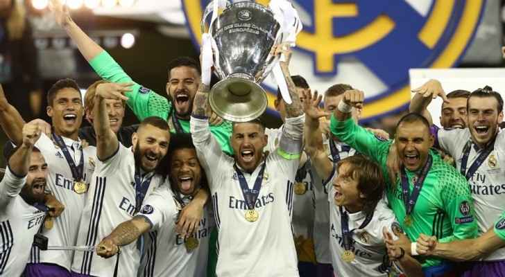 RM crowned  2018 UEFA Champions.