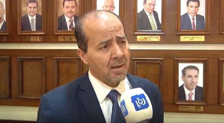 Jordanian Dental Association President, Ibrahim Tarawneh