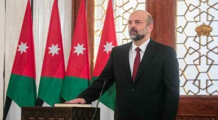 Razzaz took office as Minister of Education in Jan. 2017