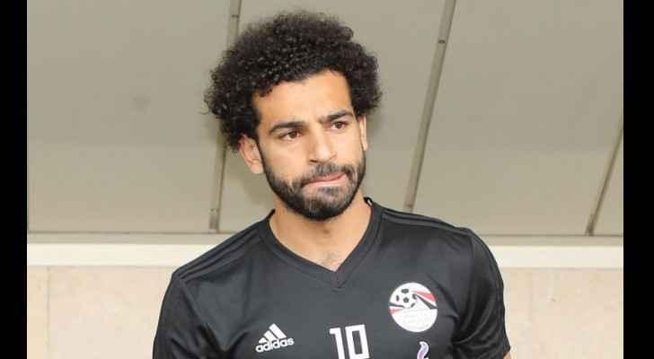 Mohamed Salah tipped to start for Egypt against Russia