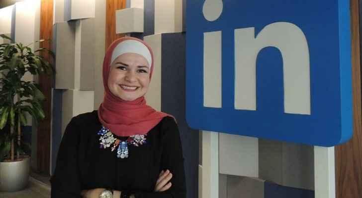 Jordanian Engineer Hiba Shabrouq. (Facebook)