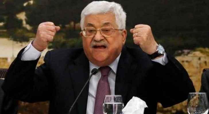 Palestinian President Mahmoud Abbas. (file photo)