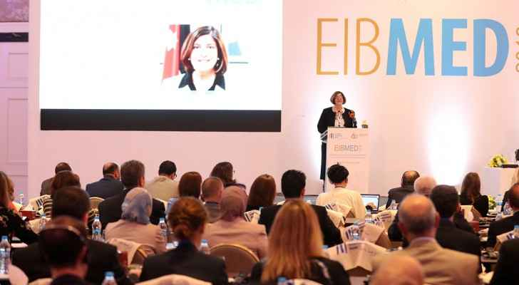 "EIB conference theme: ""Improving Lives and Creating New Opportunities"""