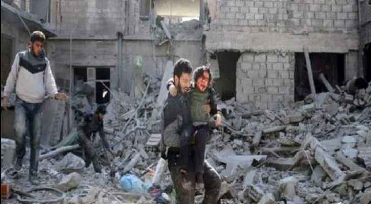 Syrian rebels begin fresh talks with Russia over peace deal