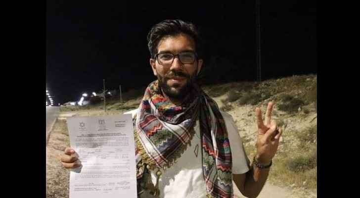 Ladraa was denied entrance to Palestine after a 6-hour interrogation.