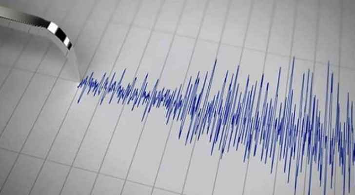 In less than 3 hours: Earthquake hits north of Jordan again