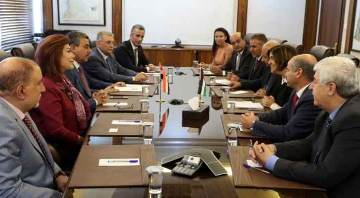 Jordan to provide Iraq with technical expertise in the field of statistics