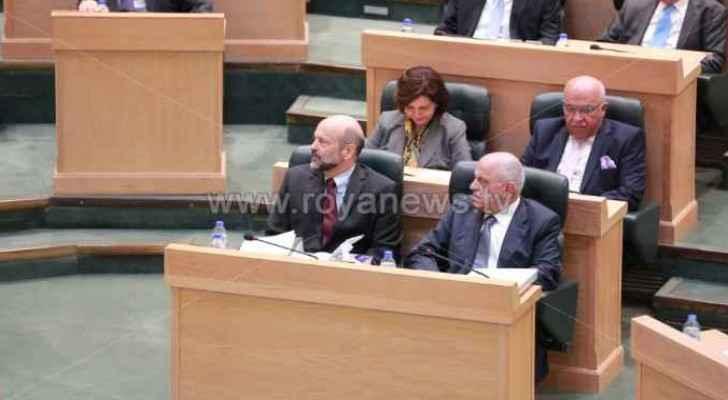 Parliament begins vote of confidence debate today. (Roya)