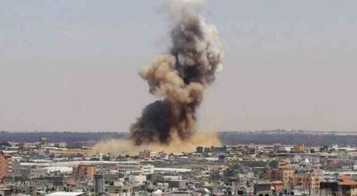 The new strikes follow a failed ceasefire between Israel and Hamas. (Roya Arabic)