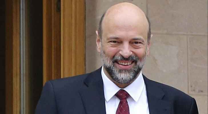 Razzaz won the vote of confidence with 79 votes. (The Times of Israel)