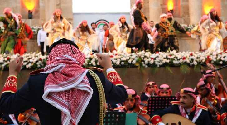 The festival will run until August 4 in Jerash and Amman. (Facebook)