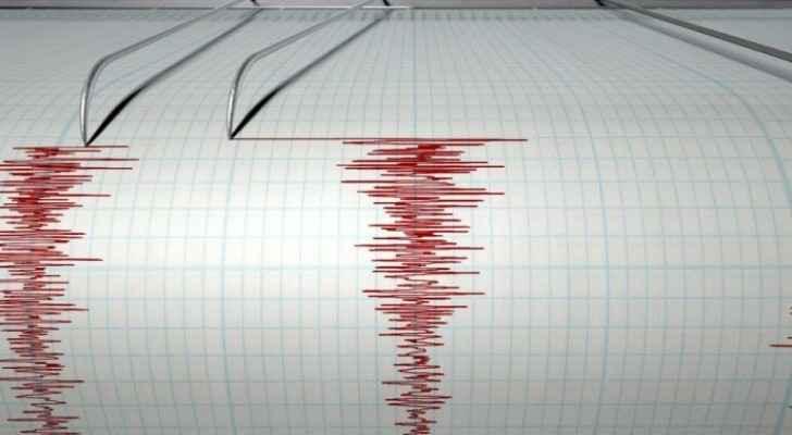 3.7 earthquake hits Tiberias
