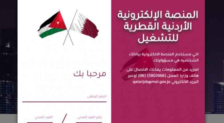 JQPEE.JO: website for jobs applications in Qatar