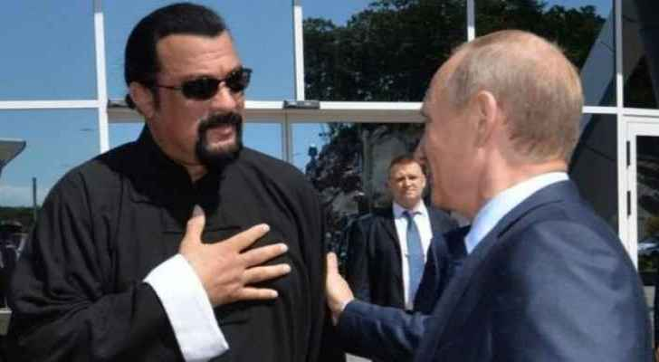 Seagal was appointed as UN goodwill ambassador and will receive no salary for his role