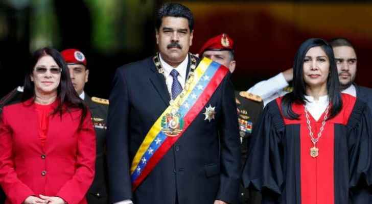 Venezuelan President says that the Colombian President is behind the assassination.
