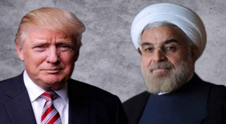 Donald Trump and Hassan Rouhani. (Archive Photo)
