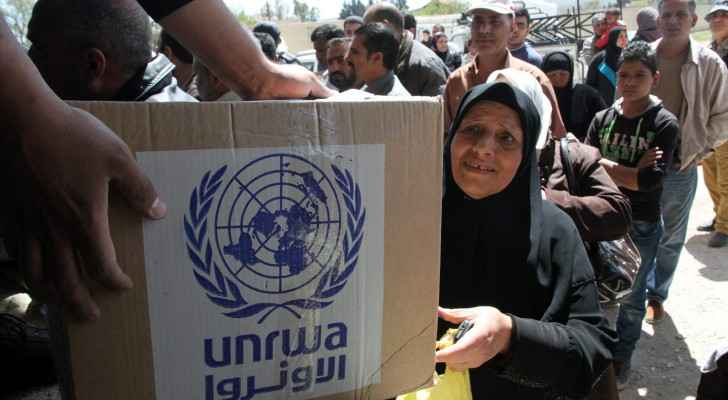 UNRWA serves a total of 5.3 million Palestinian refugees. (UNRWA.org)