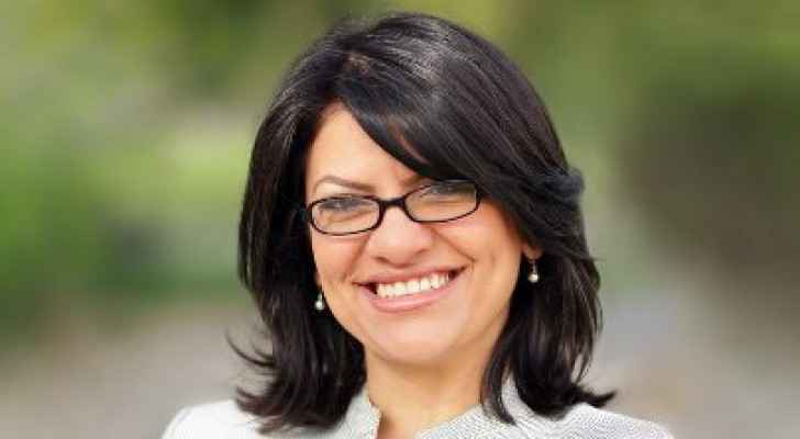Rashida Tlaib proud of her Palestinian roots