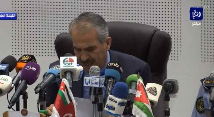 Highlights: Government press conference regarding Fuheis attack, Salt operation
