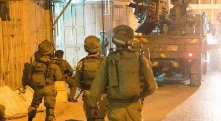 Israel arrests 11 Palestinians