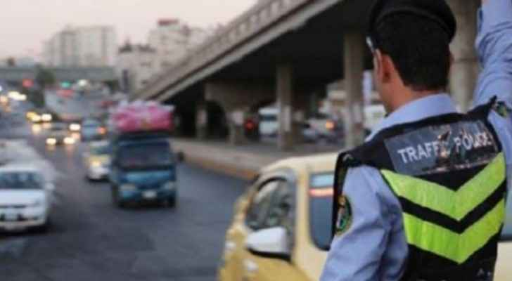 Police officer attacked, assaulter detained in Amman