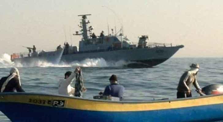 Israel arrests two Gazan fishermen, seize their boat