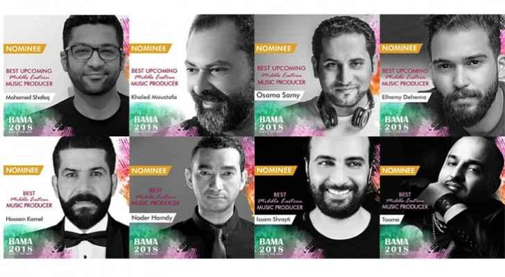 Musician Khalid Mustafa: First Jordanian in BAMA 2018