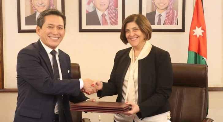 Jordanian-South Korean exchange program signed