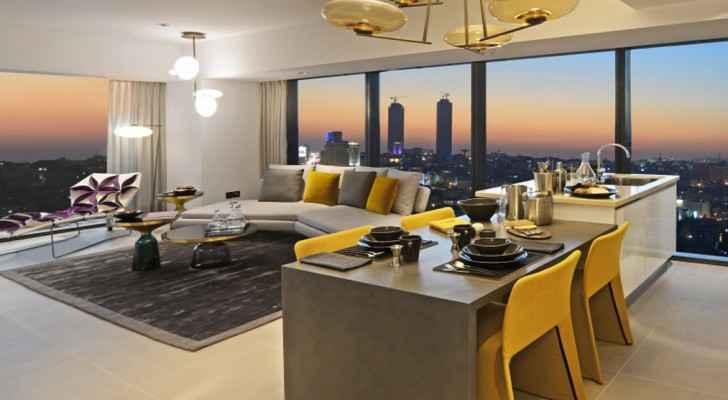 Jordan has many beautiful flats on sale. (Eagle Hills)