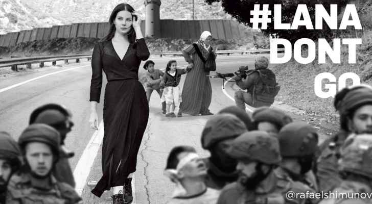 BDS supporters happy after Lana Del Rey cancels Israel concert