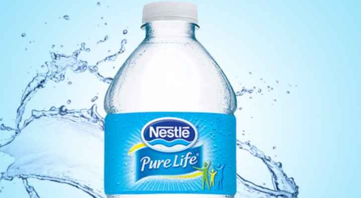 NESTLÉ PURE LIFE is the world's largest bottled water brand. (DrinkPreneur)