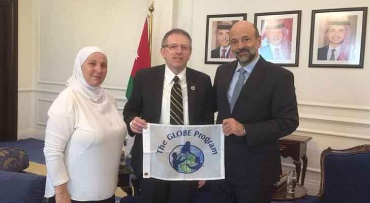 55 schools implement GLOBE program in Jordan