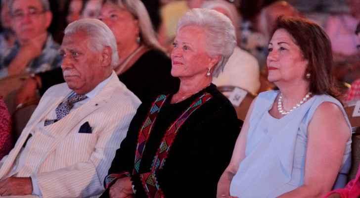Princess Muna Al Hussein inaugurates 'Amman Opera Festival'