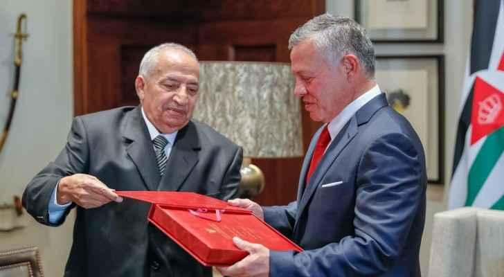 King Abdullah receives report on human rights status in Jordan