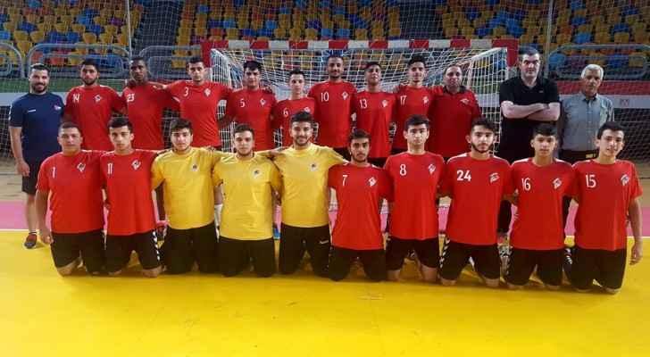 Amman hosts Asian Men's Youth Handball Championship
