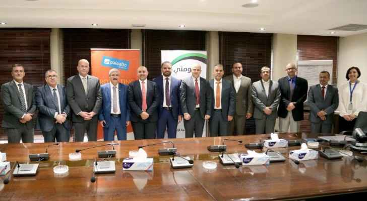 ICT signs MoU with Jordanian universities and Palo Alto Networks